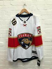 Fanatics Florida Panthers Men's Away LS Hockey Jersey - Medium - Barkov 16 - NWD