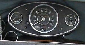 Mini  Mk 1  Cooper S Speedo Binnacle SCREWS 120 Austin Morris