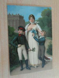 Künstler AK - Königin Luise von Preussen usw.,gel.3.2.08