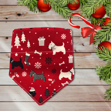 Christmas Dog/Pet Bandana