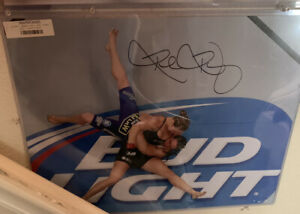 RONDA ROUSEY SIGNED 16X20 PHOTO UFC PROOF FANATICS COA Wwe