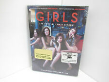 Girls: Complete First Season 1 (DVD, 2012, 2-Disc Set) New