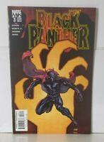 Black Panther 3 (2005 MARVEL)[2ND APPEARANCE OF SHURI / BIG MCU SPEC!] NM