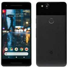 "Google Pixel 2 64GB/128GB Android 5"" Unlocked SmartPhone Black White Blue"