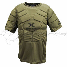 Empire BT Paintball Chest Protector Olive Padded Shirt Protection Foldable L/XL