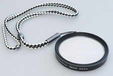 PRL) FILTRO ZERO WHITE BALANCE 58 - 67 mm FILTER TARATURA BIANCO PHOTO BLANC