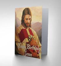 CARD CHRISTMAS XMAS MERRY HAPPY BIRTHDAY JESUS FUNNY GIFT CP2376