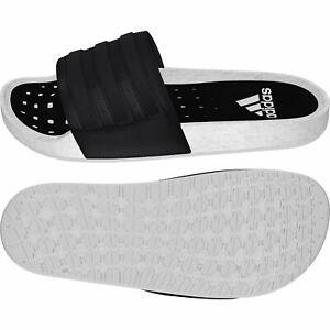adidas Adilette Boost Pantolette Slides EG1910 Badeschlappen mit Boost Dämpfung