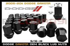 20PC DODGE DAKOTA FACTORY STYLE LUG NUTS 9/16-18 FITS ALL DAKOTA MODELS 22MM HEX