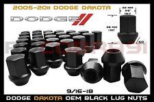 20PC DODGE DAKOTA FACTORY STYLE LUG NUTS 9/16-18 FITS ALL DAKOTA MODELS 22MM HEX