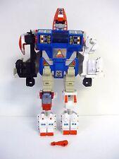 Gobots Courageous Vintage Action Figure Guardian 7246 Bandai 1984