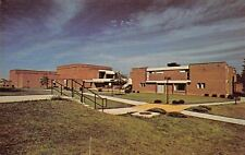 Athens West Virginia~Concord College~Oakey Logan Center for Performing Arts~1975