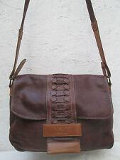 AUTHENTIQUE  sac à main MARIANELLI cuir TBEG  bag vintage