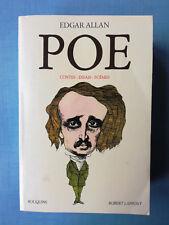Edgar Allan Poe - Contes essais poèmes - Intégrale collection Bouquins
