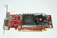 ATI Radeon HD 3470 256MB DMS-59 Puerto PCI-E tarjeta de gráficos + Cable