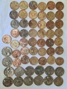 USA UNITED STATES coins €50 -  $1 50c  coins assorted conditions FREE P&P