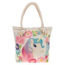 Floral Unicorn Tote Bag 284882