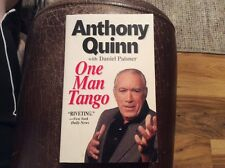 One Man Tango by Anthony Quinn (1996, Paperback)