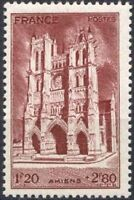 "FRANCE STAMP TIMBRE N° 665 "" CATHEDRALE D' AMIENS "" NEUF xx TTB"