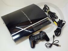 PLAYSTATION PS3 Console 80GB Fat Lady CECHL04, used but TOP