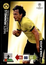 Panini Champions League 2012-2013 Adrenalyn XL Hummels Dortmund  Star Player