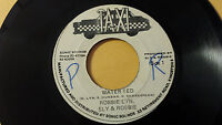 Water Bed - Sly&Robbie/ Reggae 45 on Taxi   Label