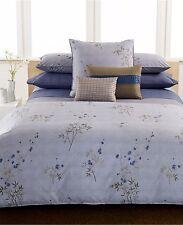 Calvin Klein Bamboo Flowers FULL/QUEEN Comforter Hyacinth Z577