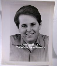 Original 1960's Portrait Beach Boy Member Carl Wilson