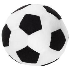 IKEA SPARKA Mini Soft-Toy Football 13cm (Black/White)