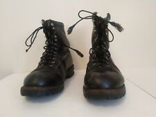 Vintage U.S. Army Special Forces Boots Chippewa Style ( 10th Group) 70's