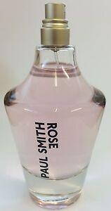 Paul Smith Rose 100ml Eau De Parfum Spray - New Please Read