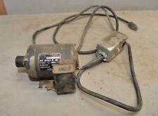 Cyclohm 175 Hp Mini Motor 1800 Rpm Usa Made Vintage Replacement Motor Tool