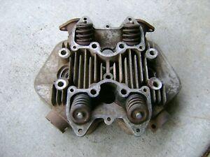 TRIUMPH 650 Bonneville 9 bolt head USED