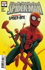 Friendly Neighborhood Spider-Man #6 (2019) 1st Appearance Spider-Bite Marvel