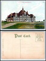 OHIO Postcard - Springfield, L.O.O.F., Odd Fellows Home J17