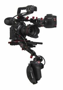 Zacuto Canon C100 Mark II Recoil Pro V2 Shoulder Mounted Rig Camera Support Kit