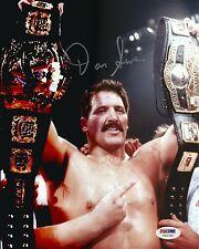 Dan Severn Signed UFC 8x10 Photo PSA/DNA COA Picture Auto 4 5 6 9 12 27 NWA WWE
