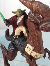Yoda & Kybuck ~ Star Wars 30th Anniversary Collection~