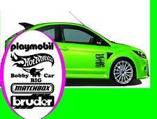 Sponsoren Sponsor Kult Fun Tuning Aufkleber Sticker Hater Geil  Old JDM 10 teile