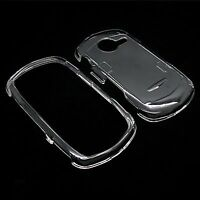 Slim Hard Clear Case for Casio G'zOne Commando C771