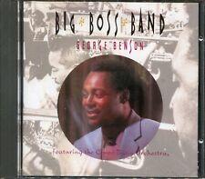 GEROGE BENSON: Big Boss Band (CD)