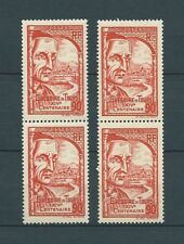 FRANCE - 1939 YT 442 paires - TIMBRES NEUFS** LUXE