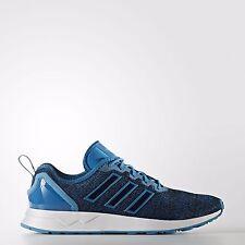 Adidas Uomini Scarpe / Sneaker ZX Flux ADV 44 2/3 Blu - 286430