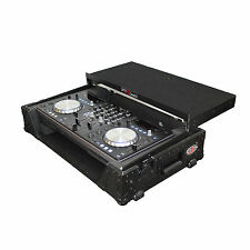 Pioneer XDJ-R1 flight case laptop shelf wheels all black ATA 300 gig club ready