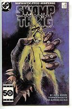 Swamp Thing 41 2nd Series Dc 1985 Nm- Alan Moore John Totleben Voodoo Doll