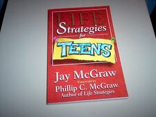 """Life Strategies for Teens"" by Jay Mc Graw-paperback"
