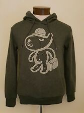 NEW MiNiis NII Design Figure Toy Embroidered Hoodie size M Kpop Korean Fashion