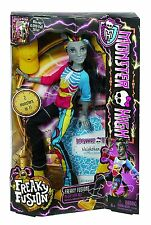 Monster High Freaky Fusions Neighthan Rot Boy Doll New in Box!! Zombie CBP33 Toy