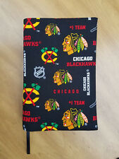 Book Cover - Alcoholics Anonymous - AA Big Book - Chicago Blackhawks