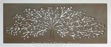 Metal Laser Cut Rustic Tree Of Life Wall Hanging Art Sculpture Indoor Or Outdoor